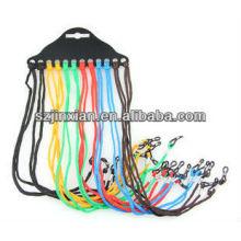 цветные очки аксессуары шнуры