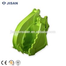 DLK Brand clamshell grab excavadora de cubo para la venta