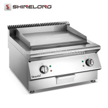 Guangzhou X Series Stainless Steel Electric Induction Cast Iron Griddle Machine