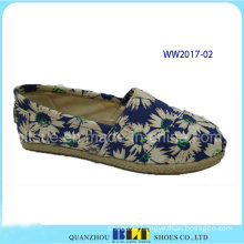 Hot Sale Leisure Casual Shoes with Hemp Rope