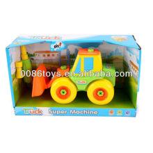 21см вилочный погрузчик бесплатно колесо DIY игрушки, развивающие игрушки