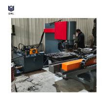 Cnc Automated 25mm Plate Punch Hole Punching Machine