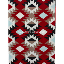Polyester Kilim Design Carpet