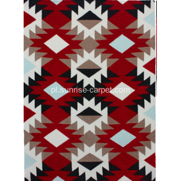 Poliester Kilim Design Carpet