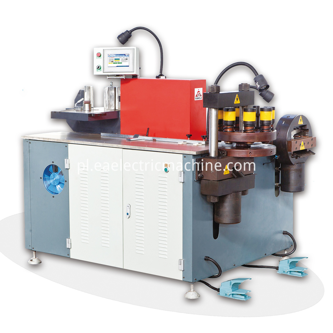 Hydraulic Bend Machinery