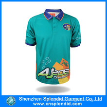 Man Summer Apparels Wholesale New Fashion Polo Shirt