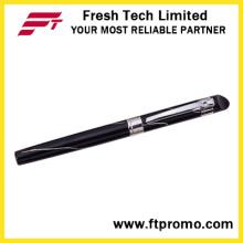 Рекламная металлическая ручка с логотипом