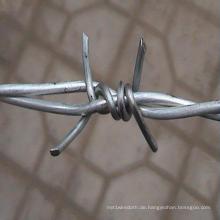 Heißes DIP Galvanisiertes Stacheldraht für Fencing14 # X14 # X1 ''