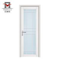 2018 alibaba standard size latest design aluminium bathroom door