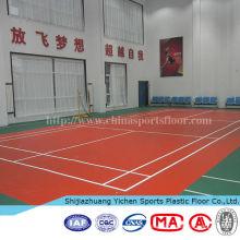 Professional match flooring badminton floor mat