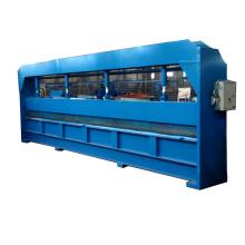 Dobladora hidráulica automática manual de la chapa del CNC