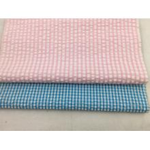 100% хлопчатобумажная пряжа окрашенная ткань поплина