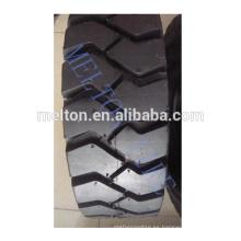 neumático de la carretilla elevadora de la industria de goma 27x10-12 neumático garantizado de la industria de la calidad