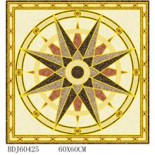 Tuile poli décoratif de qualité supérieure avec 1200X1200mm (BDJ60425)