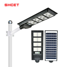 Commercial Waterproof IP65 Aluminum Smd 60w 120w 180w 240w 300w 360w Integrated All In One Led Solar Street Light