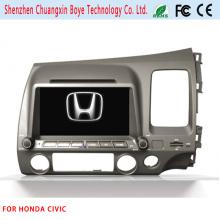 Pour Honda Civic Car GPS voiture lecteur DVD