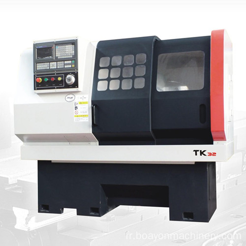 Machine à tour CNC 4kW