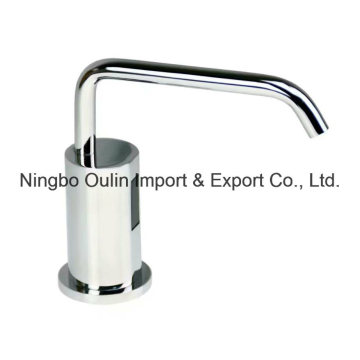 Oulin Touch-Free Foaming Soap Dispenser, Chrome Finish - 1000ml