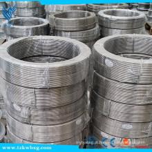 Alta qualidade, vendas diretas da fábrica Fios de soldadura de aço inoxidável