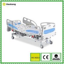HK-N003 Deluxe Lit électrique à trois fonctions (lit médical, lit d'hôpital, lit de patient)