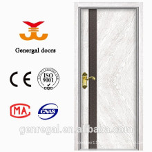 China modern MDF melamine custom made wooden doors