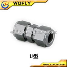 Acessórios de alta qualidade Lok Fittings Tubos de aço inoxidável