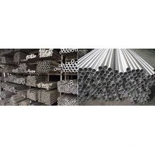 8mm tube en aluminium de 10mm / tube télescopique en aluminium / tube en aluminium industriel