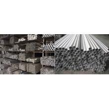 8mm 10mm aluminum tube/telescopic aluminum tube/industrial aluminum tube