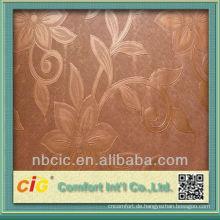 Neuestes Entwurfs-Qualitäts-PVC-Sofa-Leder für billig