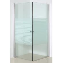 Línea de ducha de cristal con puerta de pivote (SE-209 Línea de vidrio)
