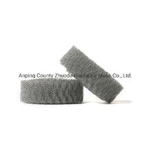 304 Stainless Steel Knitted Wire Mesh Wire Cloth Made in China