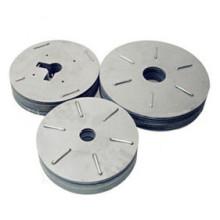 Presseuses plaques de couverture de molybdène, 99,95% de plaque de couverture de molybdène pure