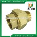 Designer Professional Pipe Male Female Brass Insert Union
