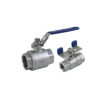 Stainless Steel Ball Valve, Tipe 2PC