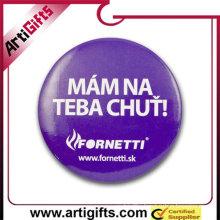 pin button badge materials