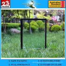 6 + 12A + 6mm Low-E gehärtetes hohles isoliertes Fensterglas für Fenster