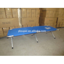 New Camping Outdoor Sleeping Folding Cot Bed.