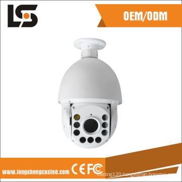 Aluminum Die Casting Part CCTV Monitor Infrared CCTV Camera Housing