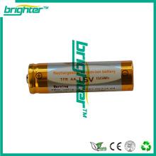 1,5V tamanho AA Bateria recarregável de iões de lítio Produtos sexuais de baixa temperatura recarregáveis