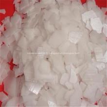 Soude caustique utilisée dans le textile
