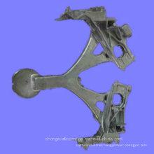 Customized Metal Die Casting of Auto Mirror, Aluminum Die Casting