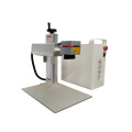 Precision tinggi 50w cnc portable cup laser engraving machine