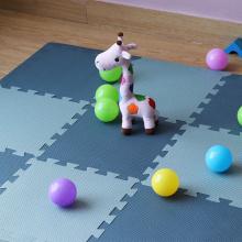 Tapete de proteção de fitness para bebês dentro de casa