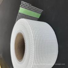Cinta de fibra de vidrio de junta de panel de pared