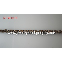 Cadeia de jóias de moda cobre antigo