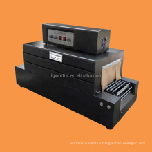 vegetable wrapping machine thermal shrink packaging machin shrinking tunnel