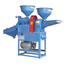 DONGYA Multi-function rice mill with vibratory screen