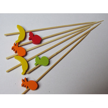 Hot-Sell Eco Bamboo Food Skewer/Stick/Pick (BC-BS1022)