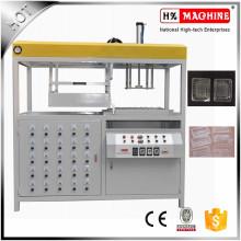 Máquina formadora de vacío para galletas recubiertas de chocolate