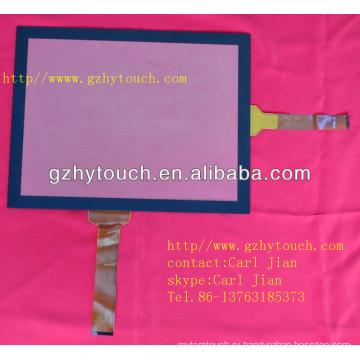 Емкостный сенсорный экран размером 15 дюймов С соотношением 4: 3